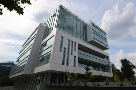 Victoria Stylish Office Building